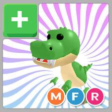 Mega Neon T-Rex Fly Ride +10 Fossil Eggs +1 Aussie Egg | Roblox Adopt Me!