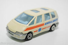 NOVACAR 110 RENAULT ESPACE AMBULANCE NEAR MINT CONDITION