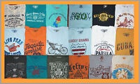 NWT LUCKY BRAND Mens Short Sleeve Graphic Tee T-Shirt (Pick A Size) S,M,L,XL NEW