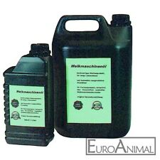 Göbel Melkmaschinenöl 5 Liter Kanister - Vakuumpumpenöl