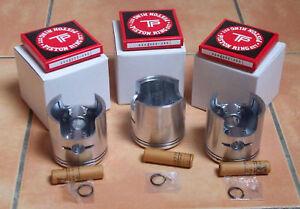 Kolben Kolbenkit komplett Piston Kit Kawasaki H2 Mach4 Mach 4 750 Übermaß 0,50