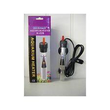 thermoplongeur mini ultra compact  50w 17cm chauffage nano aquarium crevettes