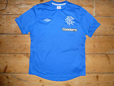 Glasgow Rangers Maglietta Da Calcio [Taglia: M] Rangers Calcio Jersey GERS 2012/13 S/S