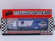 Matchbox Super Star Transporter Raybestos Racing Dealer Stock New In Box