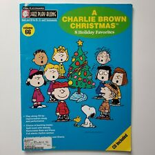 A Charlie Brown Christmas Jazz Play Along Volume 66 Vince Guaraldi Song No CD