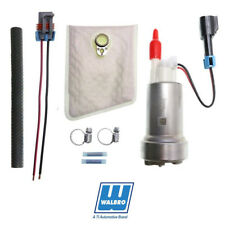 WALBRO F90000267 450LPH E85 RACING FUEL PUMP + KIT FOR HONDA CIVIC SI D16Z6 EG