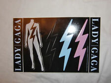 Lady Gaga Monster Ball stickers