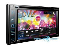 "PIONEER AVH-170DVD DOUBLE DIN CAR STEREO DVD MP3 WMA PLAYER 6.2"" TOUCHSCREEN"