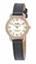 Тренер Деланси ВМФ ремешок розового золота чехол женские часы 28 мм 14502749 $250