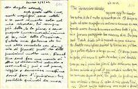 II GUERRA MONDIALE 1942  LETTERE D'AMORE TRA UN UFFICIALE E LA SUA DONNA - 110