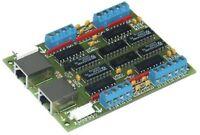 S88 CAT-5 OPTO, Rückmeldemodul, Rückmelder, digitaler Rückmeldedecoder, IEK