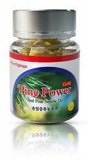 "Wild Crafted Red Korean ""Superior"" Pine Needle Oil (60 Capsules)"