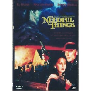 Needful Things Stephen Kings (All Region Dvd)