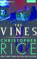 THE VINES unabridged audio book on CD by CHRISTOPHER RICE