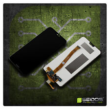 Display LCD für Original Huawei P20 Lite Touchscreen Digitizer Schwarz - Black