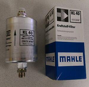 Tout Neuf Original Véritable Mahle Porsche 968 Carburant Filtre KL40