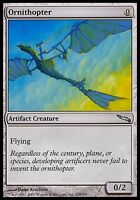 1x Ornithopter Mirrodin MtG Magic Artifact Uncommon 1 x1 Card Cards
