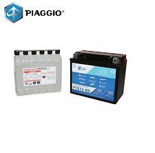 """Batterie D""""origine Piaggio PTX14-BS Piaggio MP3 125 250 300 400 500"""