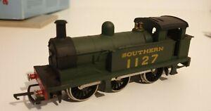 Wrenn W2207 0-6-0 Southern Rail Tank in Green,1127 Unboxed