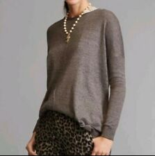 Cabi Oversized Knit Tunic Sweater Style 3305 Grey Size XS