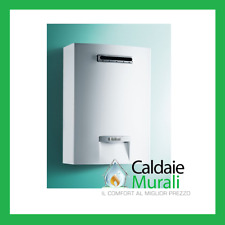 SCALDABAGNO A GAS VAILLANT PER ESTERNO OUTSIDEMAG 158/1-5 RT LOW NOX 15 LT