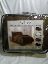 New ListingRomeo 3 Piece King Comforter Set