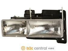TYC Headlight Assembly fits 1990-2000 GMC C2500,C3500,K2500,K3500 C1500,C2500,C3