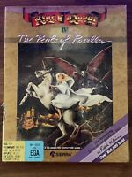 """King's Quest IV 4 The Perils of Rosella SIERRA PC 1988 MS DOS 3.5"""" Sealed in Box"""