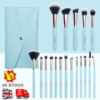 Makeup Brushes Set Soft Face Eyeshadow Blending Powder Bronzer Make Up Pro Set
