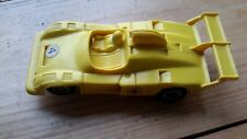 """Slot Voiture Ancienne  Circuit """" Jouef """" RENAULT ALPINE A 442 Jaune Made France"""