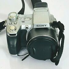 Sony CyberShot Super SteadyShot 5.1 Mega Pixels Digital Still Camera Works Great