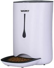 WOPET Automatic Pet Feeder Food Dispenser for Cats and Dogs | Great Deal!