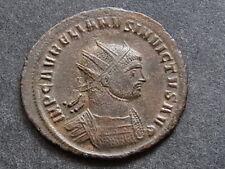 Aurelian A.D.270-75. Antoninianus.. Obverse legend INVICTVS.. EF - SCARCE