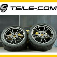 "-30% NEU+ORIG.Porsche 911 991.2 C4/C4S/Turbo 20"" Winterräder Carrera S IV/wheels"