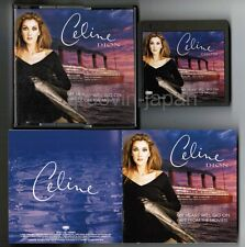 CELINE DION My Heart Will Go On JAPAN MD-ONLY Mini Disc ESYA1126 w/BOOKLET FreeS