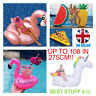 Inflatable Giant Swim Pool Floats Swimming Fun Water Sports Beach Kids Toy (