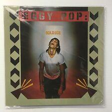 Iggy Pop - Soldier LP Record Vinyl - BRAND NEW - Re-issue 180 Gram