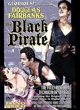 The Black Pirate (DVD, 1999) Douglas Fairbanks Brand New Sealed