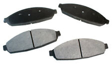 Disc Brake Pad Set-Semi-Metallic Pads Front Tru Star PPM931