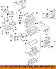 BMW OEM 08-18 X6-Engine Oil Pan Gasket 11137566644