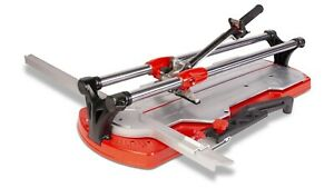 Rubi TX-710 MAX Manual Tile Cutter (New Rubi TX 700 N) - With Carry Case - 17909