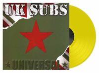 UK SUBS - UNIVERSAL  2 VINYL LP NEU