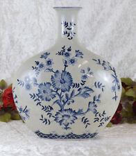Porzellan Vase Prunkvase Blumenvase Tischvase Antik Keramik Landhaus Shabby Deko