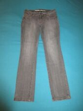 MOSSIMO Womens Black Gray Jeans Size 13