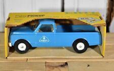 VINTAGE ERTL GMC PICKUP 1960S 1970S BLUE PRINT REPLICA TRUCK WITH BOX