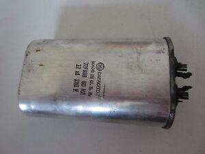 General Electric 72F988 60Hz 17uF 280V Condensateur