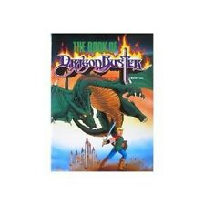 The Book of Dragon Buster : perfect strategy guide book / NES