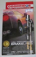 Stahlflex Bremsleitungen Alfa 156 (932) 1,6 - 3,2 GTA Diesel Sportwagon mit ABE