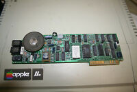 VINTAGE APPLE II MODEM CARD QWOOC-L BY ZOOM TELEPHONICS WORKING #G03