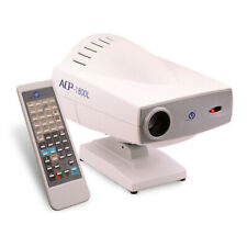 Acp 1800l 30 Charts Optical Vision Table Projector Optometry Instrument 220v